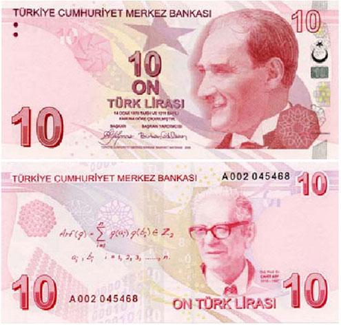 10 lira