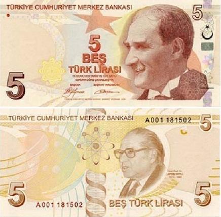 5 lira